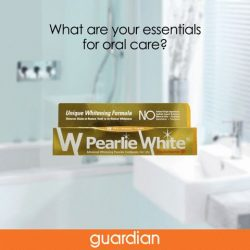 [Guardian] Maintaining good oral hygiene is one of the most important things you can do for your teeth. Share with us