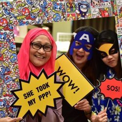 [Maternity Exchange] Come on by and take some wacky photos at our photo booth tomorrow. First 30 to take a photo will