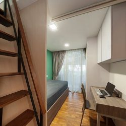 [U-HOME INTERIOR DESIGN] Renovating a home in Singapore can be quite the challenge, especially when you're faced with space constraints. As each