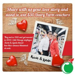 [Cold Storage] Kevin and Lynda have known each other for the past 29 years and married for 17 of it, after meeting
