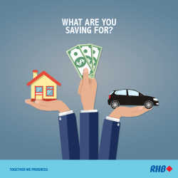 [RHB BANK] Have long-term savings or an emergency fund you hardly touch? Keep it away in a high interest savings account