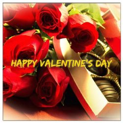 [HAACH] It's Valentine's Day! This is the day you tries to win someone's heart. Send letters, cards and