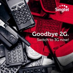 [Singtel] Do you know anyone still using the Nokia 3310 or Motorola StarTAC?