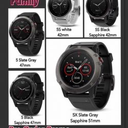 [Advance Lap] Garmin Fenix 5 coming real soon... Pre-order with us today to enjoy special discount!!! 😃Available mid-March or early