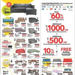 [Courts] FINAL MARKDOWN STOREWIDE with more than 168,200 products to clear at LOW, LOW PRICES!