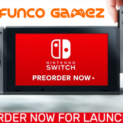 [Funco Gamez] Preorder your Nintendo Switch Console now to secure it on launch day (3rd March 2017) ~!!! (Y) (Y) (Y)Link: https://