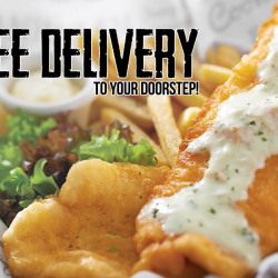 [The Manhattan FISH MARKET Singapore] Enjoy your favorite Manhattan Fish 'n Chips and more today with FREE DELIVERY! Simply order a minimum of $15 to