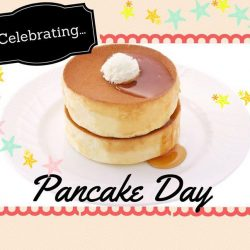 [Hoshino Coffee Singapore] Pancake Day Give Away! Did you know? 17th February was the World Pancake Day. For celebrating the pancake day, let'