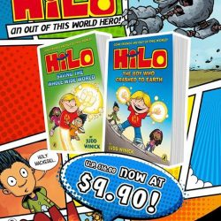 [MPH] Hilo PromotionNOW @ $9.90 U.P $16.00 Promotion valid from 1 - 28 February 2017 * Whilst Stocks Last#mph #