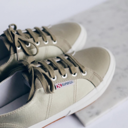 [Superga] Elegant yet easy-going in satin 💕Free 1-4 Days Delivery → http://bit.ly/2kYkGsn