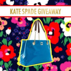[Scissors Paper Stone] INSTAGRAM STORY GIVEAWAY: We're giving away this Kate Spade bag! Simply post a boomerang of yourself with a luxury
