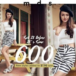 [MDSCollections] Shop everything you need for a perfect night out with 600 new styles added to $7.90 saleShop the