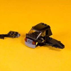 [LEGO] Are you a LEGO BATMAN fan?Get a FREE Emmet's Bat - Car when you purchase any of The LEGO