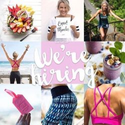 [Lorna Jane] WE'RE HIRING! • We are Lorna Jane, Australia's leading women's activewear company and the pioneer of Active Living.