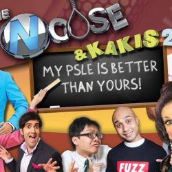 [SISTIC Singapore] Tickets for Noose & Kakis 2... My PSLE Is Better Than Yours go on sale on 15 Feb 2017. Get your