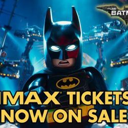 [Shaw Theatres] You have seen Batman in countless movies, but trust us when we say you've never seen him like this