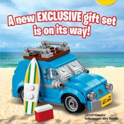 [The Brick Shop] A new EXCLUSIVE gift set is on its ways! Be on the look-out for new exciting promotions every months