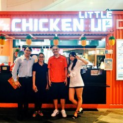 [CHICKEN UP] Chicken Up Star Vista is at Taste of Everything   .. REad all about our newly launched dish, plus get a chance