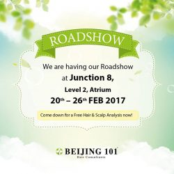 [Beijing 101] Hey Everyone,Our committed Roadshow team will be in Junction 8 this weekend.