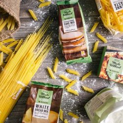 [Marks & Spencer] Whether it's baking at home with the family or creating quick, delicious meals, Marks and Spencer has the biggest
