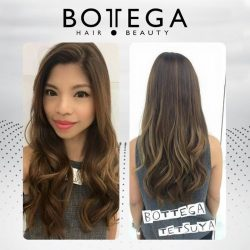 [BOTTEGA hair & beauty ] Women with long well-kept hair never fail to turn heads! So don't let your long tresses look dull!