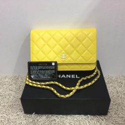 0cf642d793eb  MADAM MILAN  Sneak Preview  FE Brand Model  Chanel A33814 WOC MGHW Bag  Price   2050 (RP  2950) Item Code  FE9277B FE68RP 1 Call