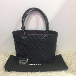 [MADAM MILAN] Sneak Preview @FE Brand/Model: Chanel A25169 Cambon Large Tote Bag Price: $1950 (RP:$3360) Item Code: FE9238C   FE57RP/1C