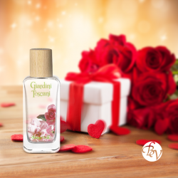 [Bottea Verde] Admire the beautiful emotions this eau de toilette has to offer. Gentle & romantic.