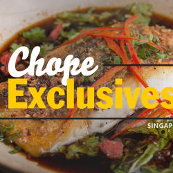Chope Exclusives: Enjoy 1-for-1 Buffets, Mains, and More in February!