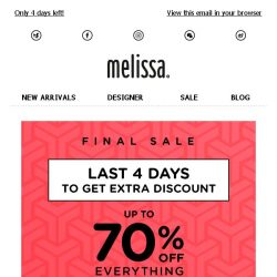 [Mdreams] Last 4 Days: Sitewide up to 70% off + EXTRA Discount
