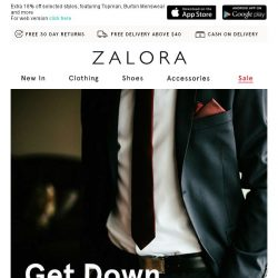 [Zalora] Business 101: Dress for sucess