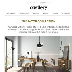 [Castlery] Wood you like to dine with me?