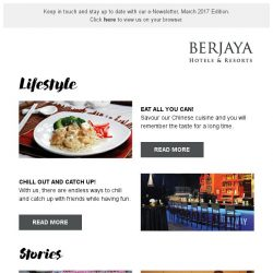 [Berjaya Hotels & Resorts EDm] It's the month of great deals!