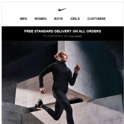 [Nike] New Zonal Strength Running Tights