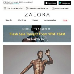 [Zalora] Meet our most valuable performers!