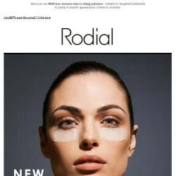 [RODIAL] NEW Instant Wrinkle Fix | Up To 50% Off Outlet