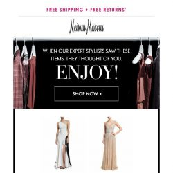 [Neiman Marcus] Attn: You've snagged THIS from Prabal Gurung + more