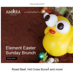 [Hotels.com] Easter-rific Eats at Amara Singapore
