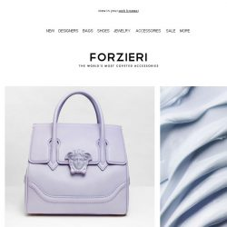 [Forzieri] See the World in Pastels | Yummy Shades So Sweet You Can Eat Them