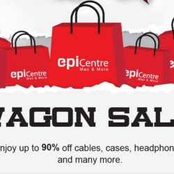 EpiCentre: Wagon Sale Up to 90% OFF Cables, Cases, Headphones & Many Other Electronic Gadgets