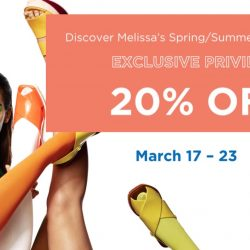 Mdreams: Exclusive Preview   Enjoy 20% OFF Melissa's Spring/Summer 2017 Collection!