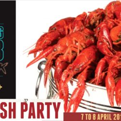 Dancing Crab: Enjoy Up to 48% OFF at their Annual Crawfish Party with Chope now!