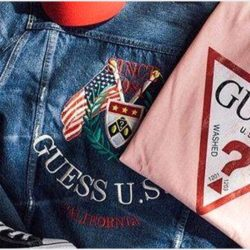 GUESS: Mid Season Sale with Up to 70% OFF + Additional 15% OFF!