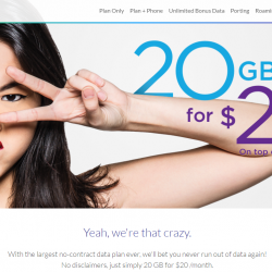 Circles.life: Get 20GB Mobile Data for just $20!