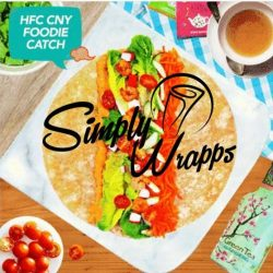 """[Simply Wrapps] 10 lucky winners for """"HFC CNY Foodie Catch"""" Facebook Contest 2017!"""