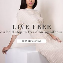 [LaPrendo] Live free and be right on track with these free-flowing silhouettes.
