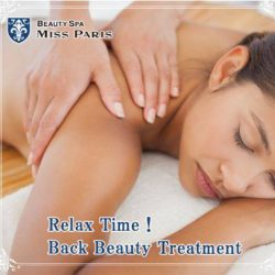 [Beauty Spa Miss Paris & Dandy House] Relax time!