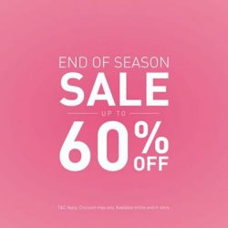 [Fit N Fab] Enjoy up to 60% off at our End of Season sale at Fit & Fab, with your favourite activewear brands such