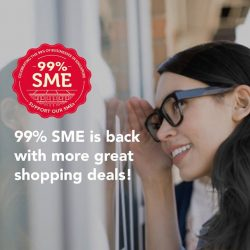 [Singtel] 99% SME is back with great shopping deals!