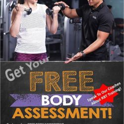 [Anytime Fitness] freebodyassessmentDid You know anytimers 😲 No Obligations!